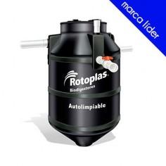 ROTOPLAS BIODIGESTOR 600 LTS.