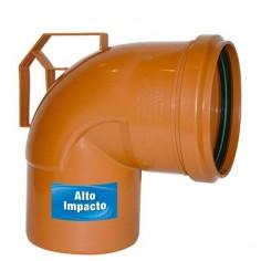 CODO 110 C/BASE ALTO...