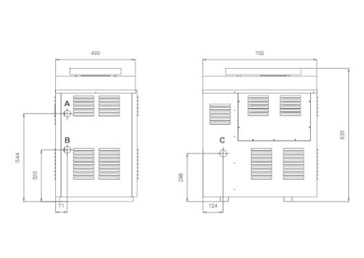 Climatizador Peisa TX70